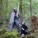 Lothlorien forest