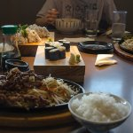 Nice Gluten Free Sushi and Teriyaki.