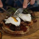 Spiced Irish Sausage Scramble