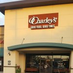 O'Charley's, Good Food, Good Times.... and good people.