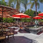 Enjoy the California Sun at Vines Café.