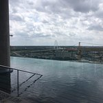 Infinity Pool on 16th floor