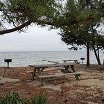 Camp Site at Far East Beach