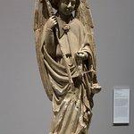 The sculpture of Arcanjo São Miguel ( Archangel Michael)