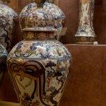 A ceramic piece