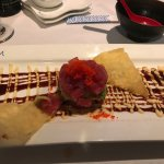 Tuna Tartare...excellent and fresh!