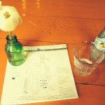 This was my drink, San Pellegrino Limonata. Delicious!