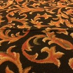 Carpet ripples in hallway