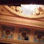 Queens Theatre ceiling