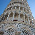 Der Schiefe Turm von Pisa Foto