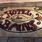 Photo of Restaurant l' Hotel des bains a Charavines