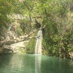 Photo de Adonis Baths Water Falls
