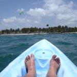 Resort from Kayak