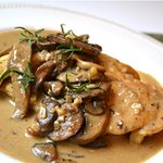 Antonucci's Chicken Marsala