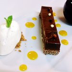 Autour du chocolat, de la fève Tonka & de la Mangue !! Yummy