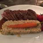 Duck Breast w/Risotto