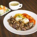 Chicken Livers Meal / Watrobka Meal