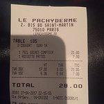 Photo of Le Pachyderme