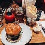 Foto di Gourmet Burger Kitchen - Earls Court