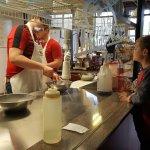 Rocket Science Ice Cream in Nappanee