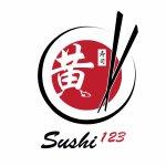 Sushi 123 Logo