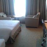 Room view from entrance door -