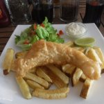 Fish & Chips; jummy