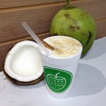 Our Famous Coconut Shakes are LACTOSE FREE!