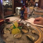 Loved the oyster bar ! Like a hidden treasure You don't expect to find an area like no other obl