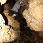 First cave