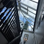 Room was very special for our stay at 41 Hotel with amazing sky light feature