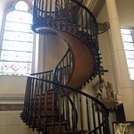 The miracle spiral staircase