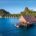 Foto de Raja4Divers Resort