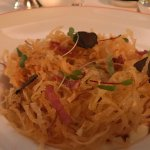 Pics of food at Le Cirque in Leela Palace hotel in New Delhi