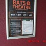 Photo of BATS Theatre