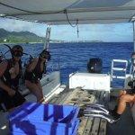 Our last dive in Raro ;)