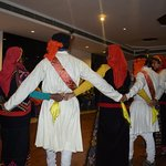 Traditional Group dance @ evening