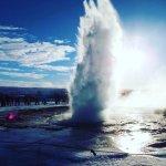 Photo de Gunnuhver Hot Springs