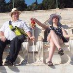 king Ian & queen Legs