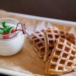 Ресторан Almond - еда
