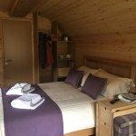 Inside Eco Cabin