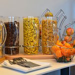 Buffet Intercontinental - Petit-déjeuner