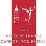 Logo de l'Hôtel de France***