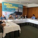 Presentación del Rallye Rias Altas 2016