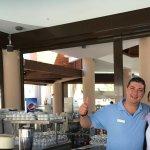 Gondola bar/restaurant