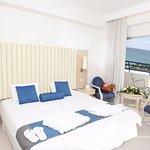 Side Sea View room