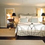 Two bedroom king suite, done in light airy motif, fireplace to keep you cozy in the winter month