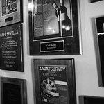 Cafe Seville Awards