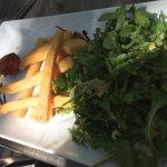 Salade de panisses