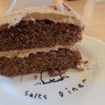 Walnut and Coffee Cake
